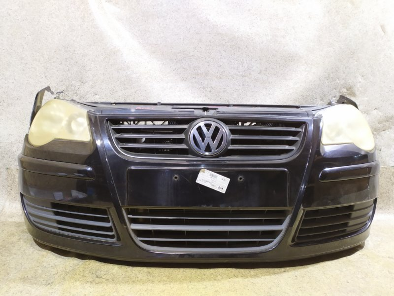 Nose cut Volkswagen Polo 9N3 BKY 2006
