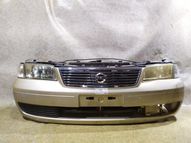 Nose cut Nissan Sunny FB15 QG15DE 2002