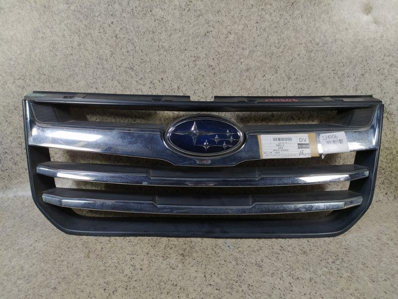 Решетка радиатора Subaru Dex M401F 2011 передняя