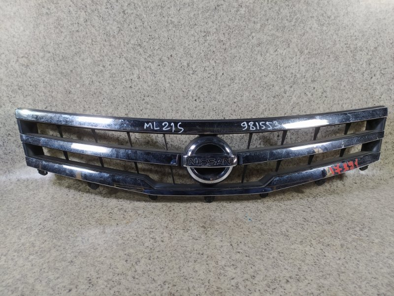 Решетка радиатора Nissan Roox ML21S K6A передняя #981553