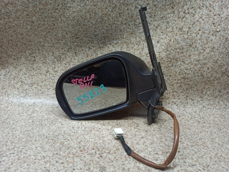 Зеркало Subaru Stella RN1 переднее левое