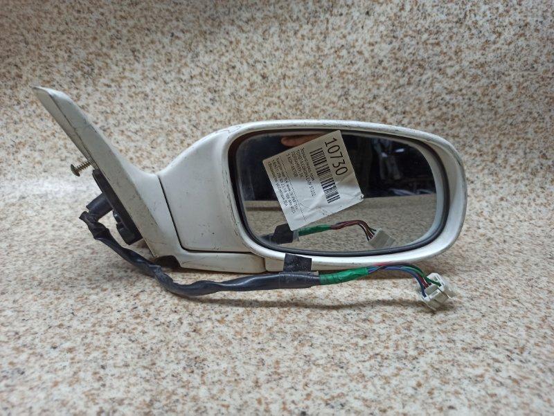 Зеркало Toyota Corona Exiv ST200 переднее правое #791424