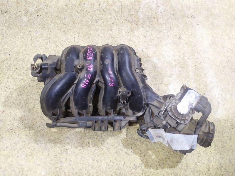 Дроссельная заслонка Honda Stream RN8 R20A 2006 #37640