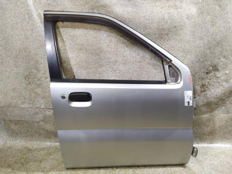 Дверь Suzuki Kei HN22S 2003 передняя правая