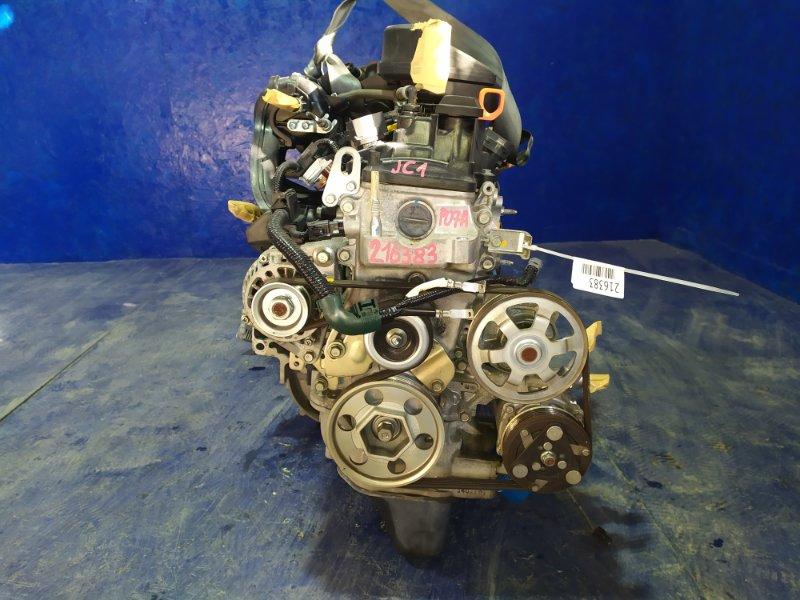 Двигатель Honda Life JC1 P07A 2014