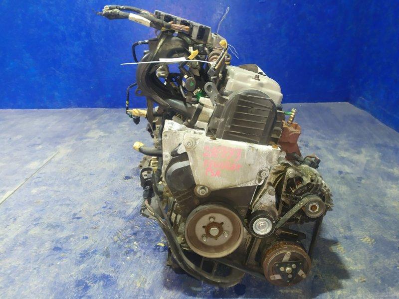 Двигатель Peugeot 1007 PSA 2007