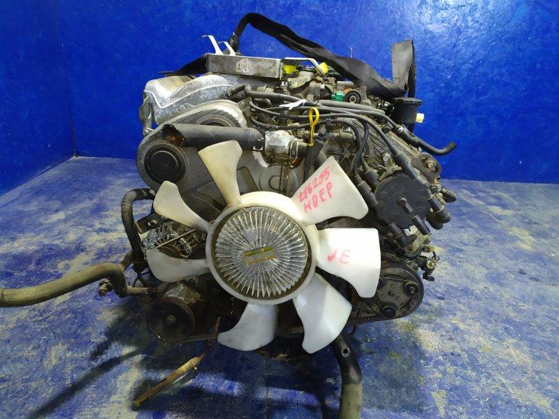 Двигатель Mazda Sentia HDEP JE 1991