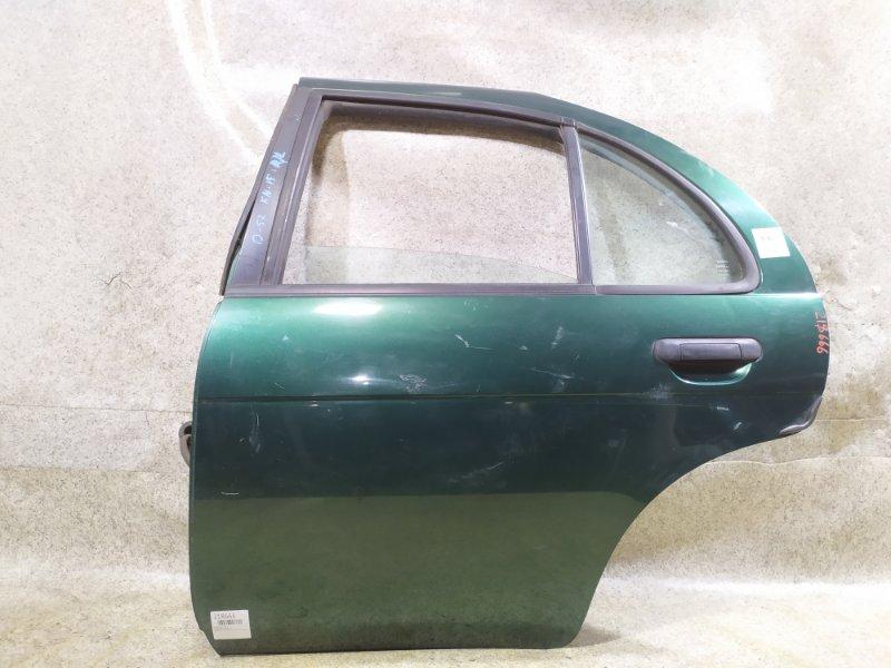 Дверь Nissan Pulsar FN15 задняя левая