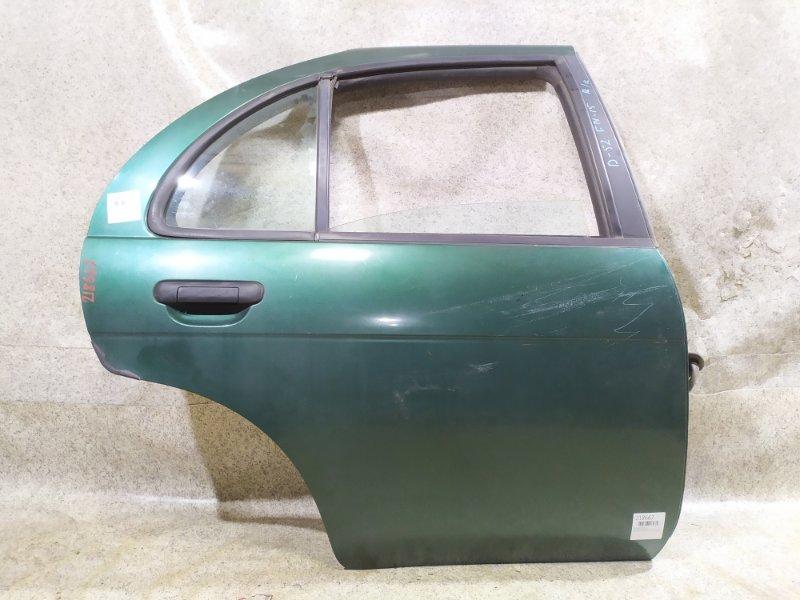 Дверь Nissan Pulsar FN15 задняя правая