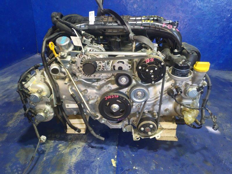 Двигатель Subaru Levorg VM4 FB16E 2018