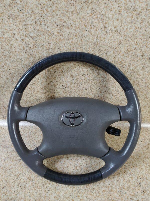 Руль Toyota Estima AHR10 2002
