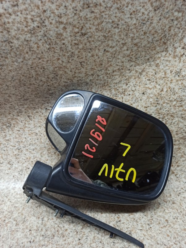 Зеркало Nissan Clipper U71V переднее левое