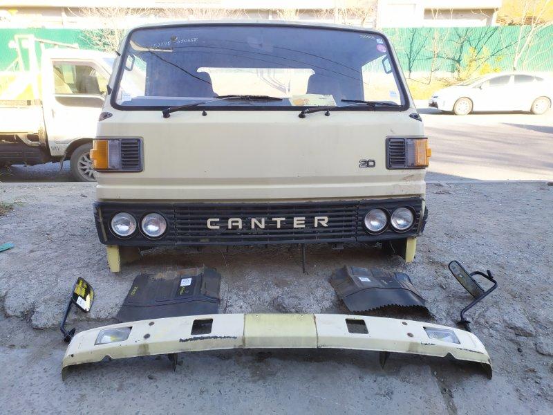 Кабина Mitsubishi Canter FE224E 4D31 1983