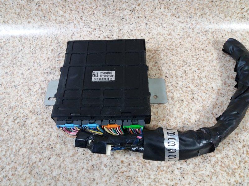 Блок управления efi Subaru Legacy BP5 EJ204