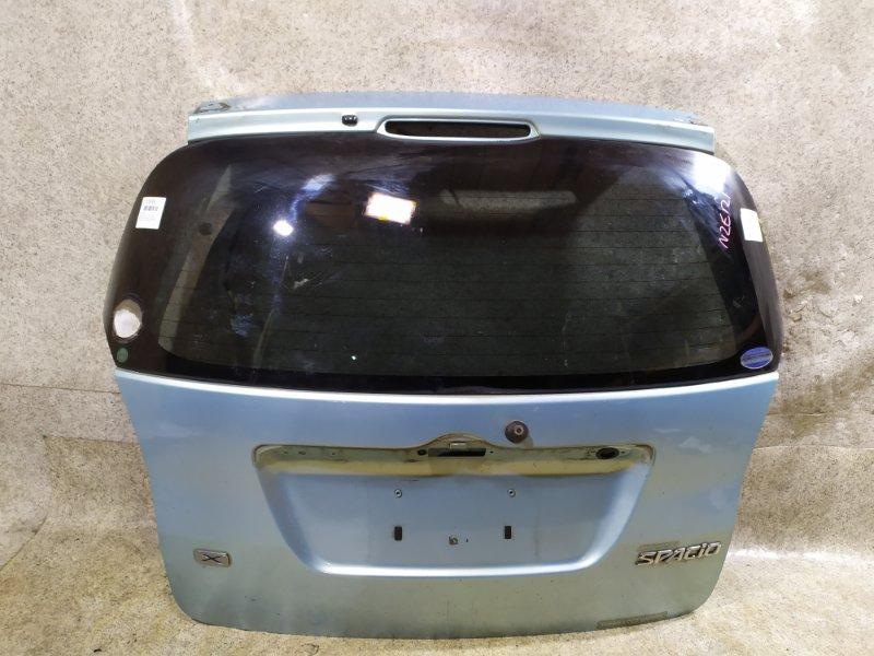 Дверь задняя Toyota Corolla Spacio NZE121 задняя