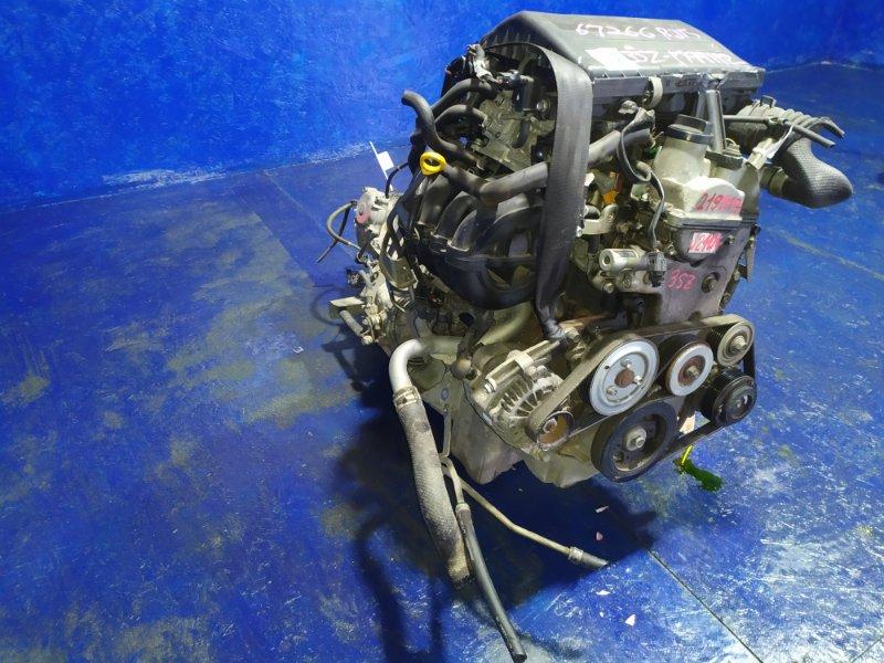 Двигатель Daihatsu Be-Go J210G 3SZ-VE 2006