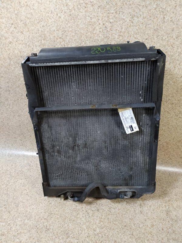 Радиатор основной Hino Dutro XZU306 S05D 2002