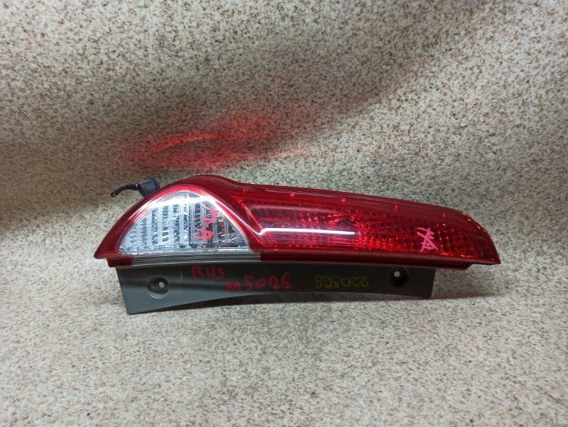 Стоп-сигнал Toyota Passo Sette M502E задний левый