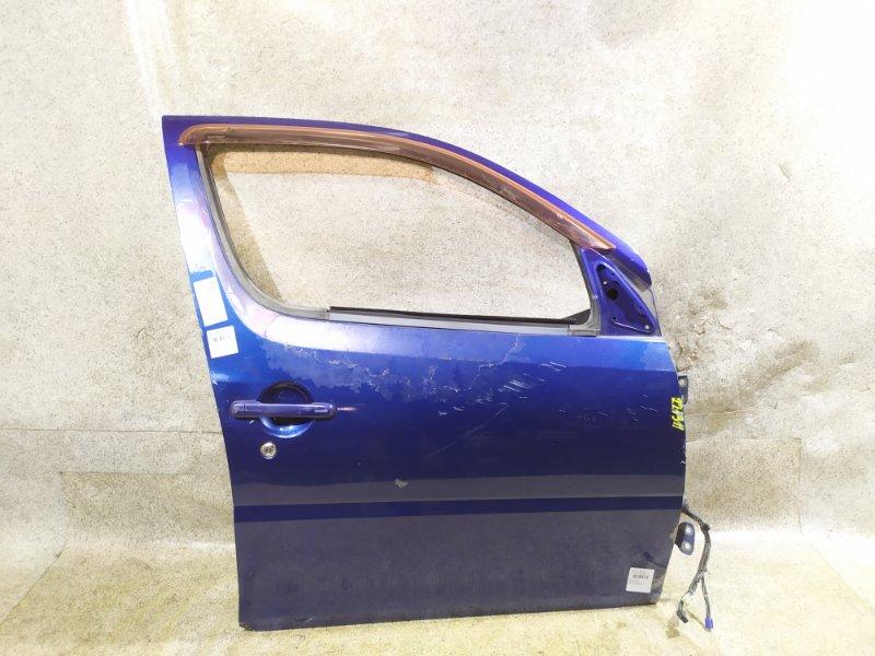 Дверь Daihatsu Yrv M201G передняя правая