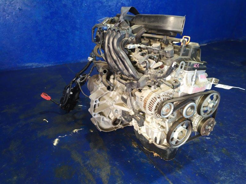 Двигатель Honda Life JC1 P07A
