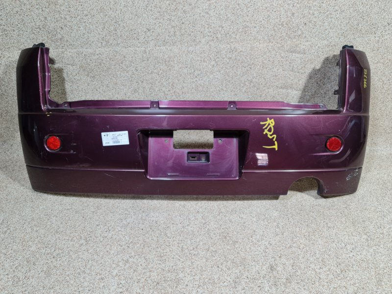 Бампер Mitsubishi Toppo H82A 2009 задний