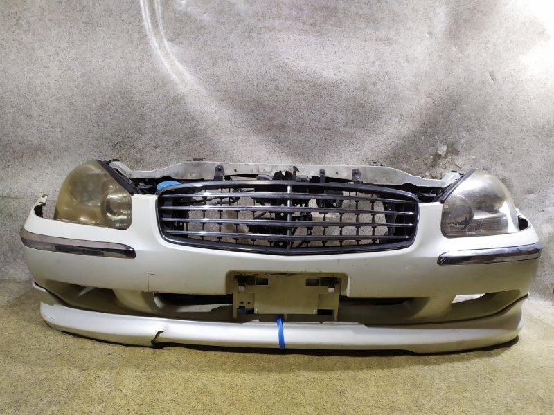 Nose cut Nissan Cima GF50 передний