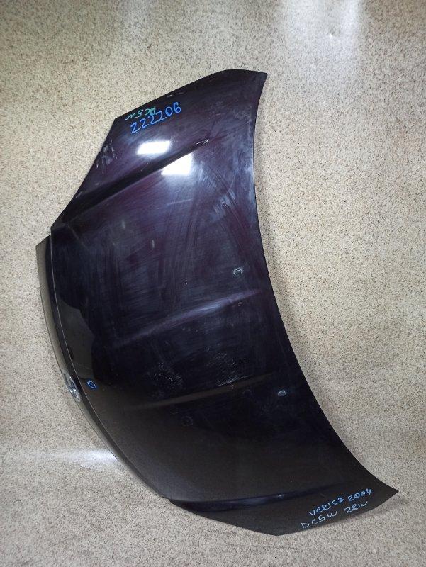 Капот Mazda Verisa DC5W 2004 передний