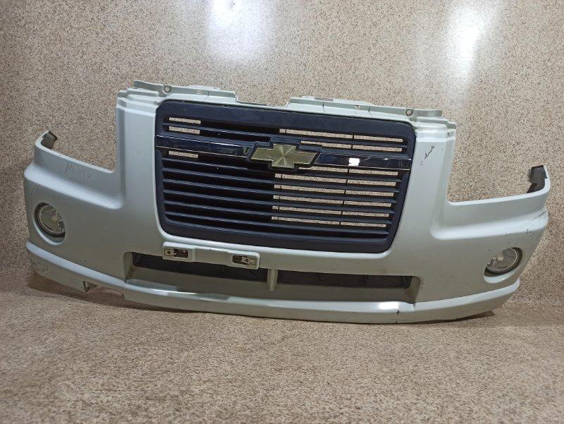 Бампер Suzuki Wagon R Solio MA34S передний