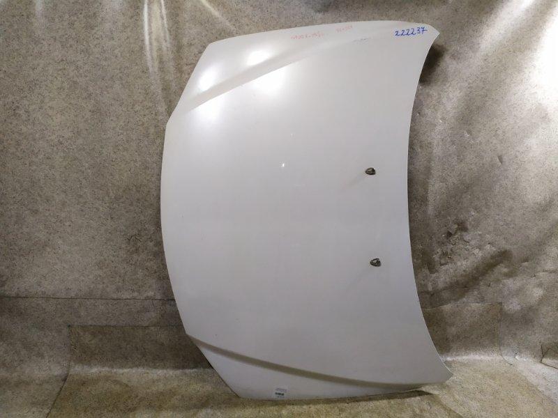 Капот Mazda Atenza GY3W 2003 передний