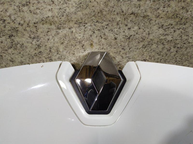 Капот Renault Megane KZ0G передний