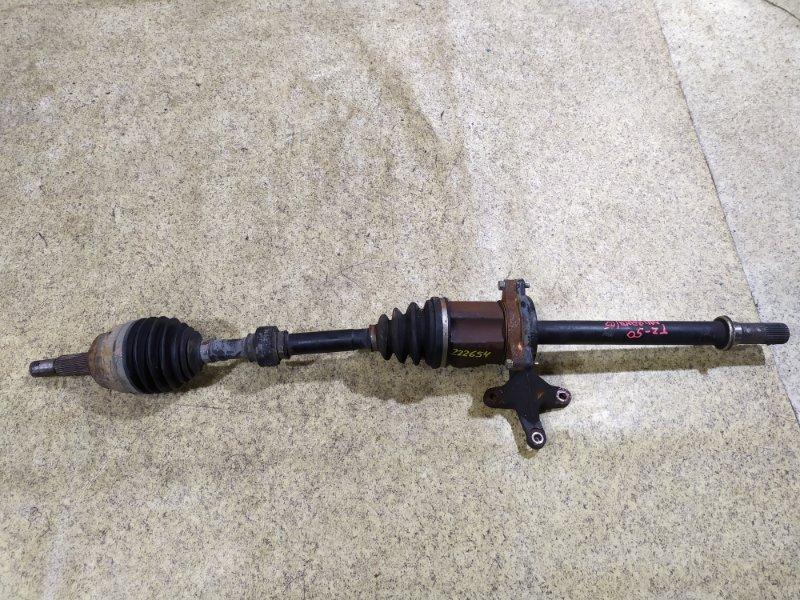 Привод Nissan Murano TZ50 QR25DE передний правый