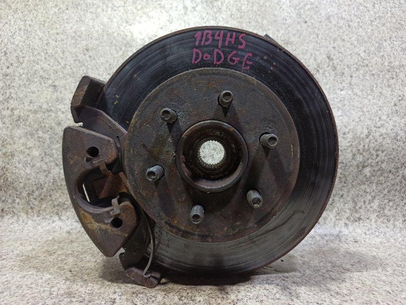 Ступица Dodge Durango 1B4HS передняя правая