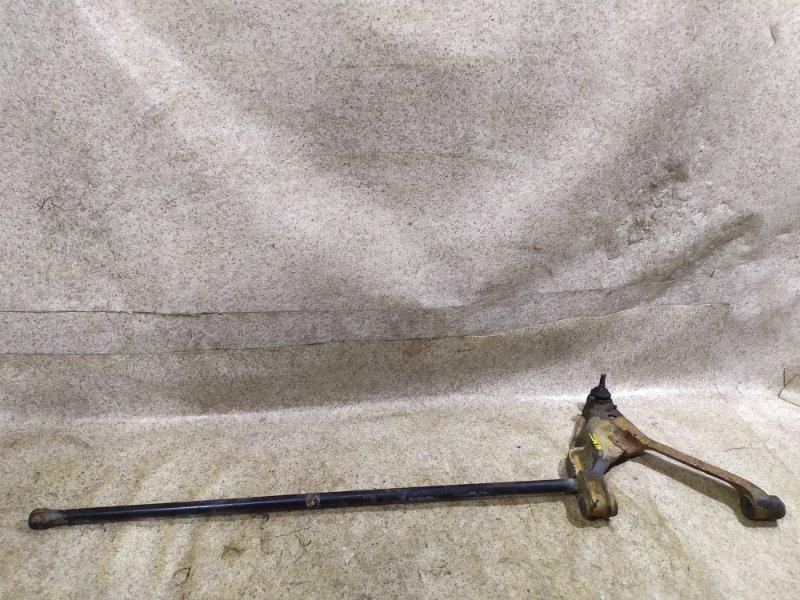 Рычаг Dodge Durango 1B4HS передний левый нижний