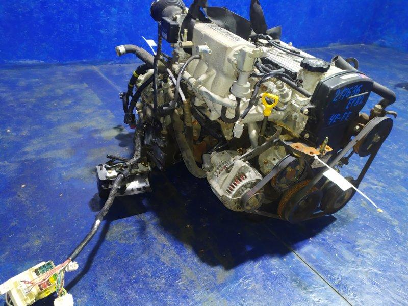 Двигатель Toyota Starlet EP82 4E-FE 1993