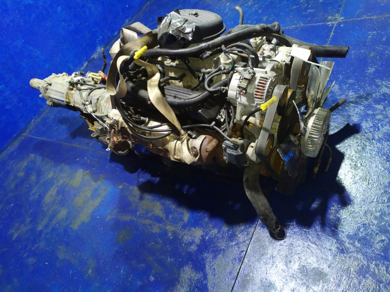 Двигатель Dodge Durango 1B4HS28Z 5.9L MPI LDC(EML)