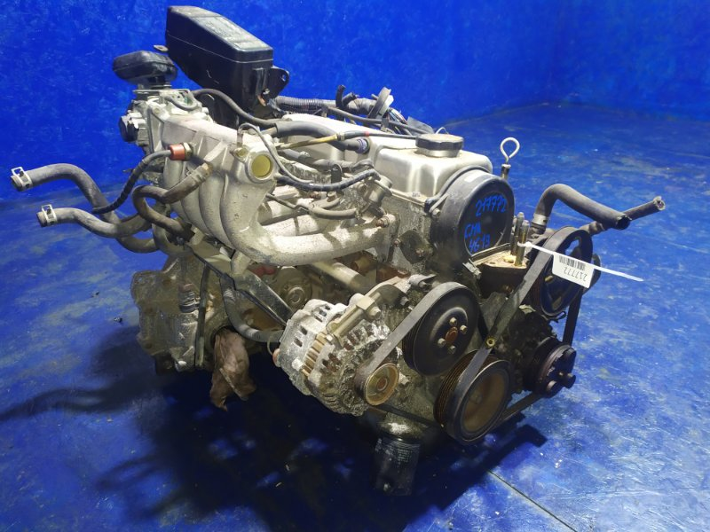 Двигатель Mitsubishi Mirage CJ1A 4G13 1999