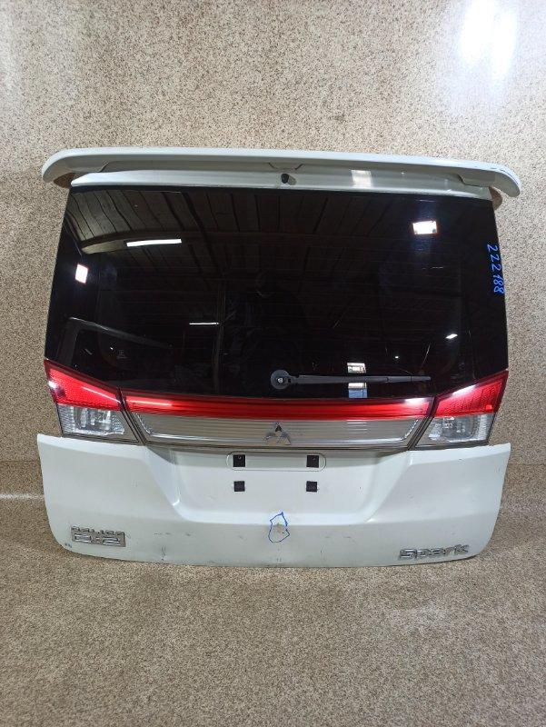 Дверь задняя Mitsubishi Delica D:2 MB15S задняя