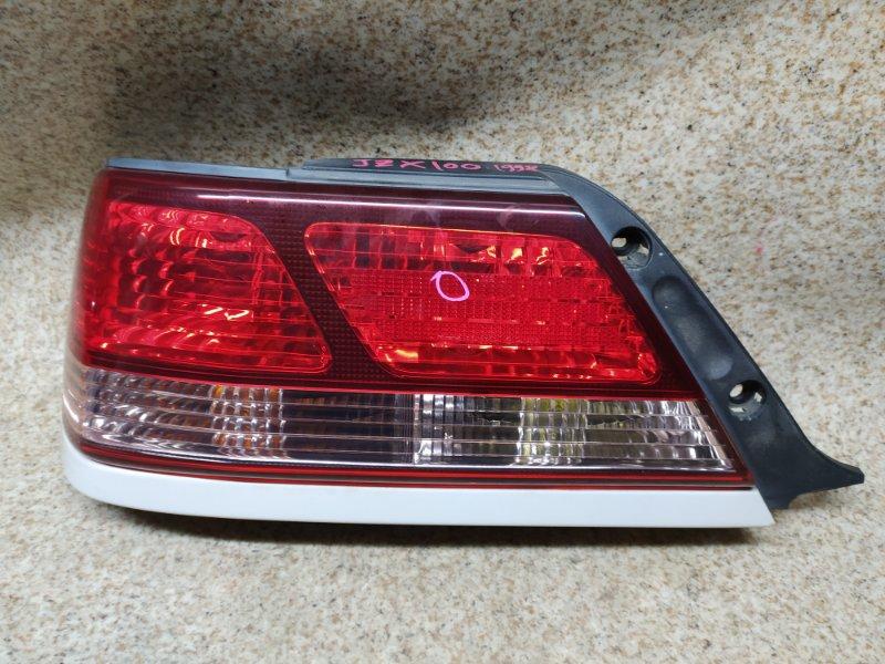 Стоп-сигнал Toyota Cresta GX100 1998 задний левый