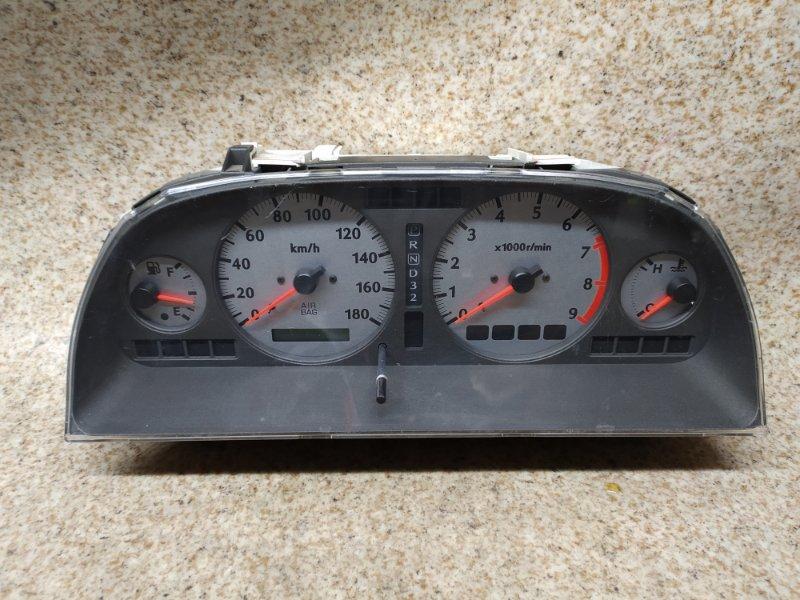 Спидометр Nissan Stagea WGNC34 RB25DET 1999