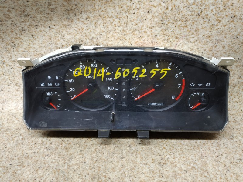 Спидометр Nissan Bluebird QU14 QG18DE