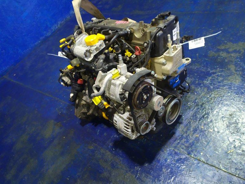 Двигатель Fiat Panda 169 188A4 2010