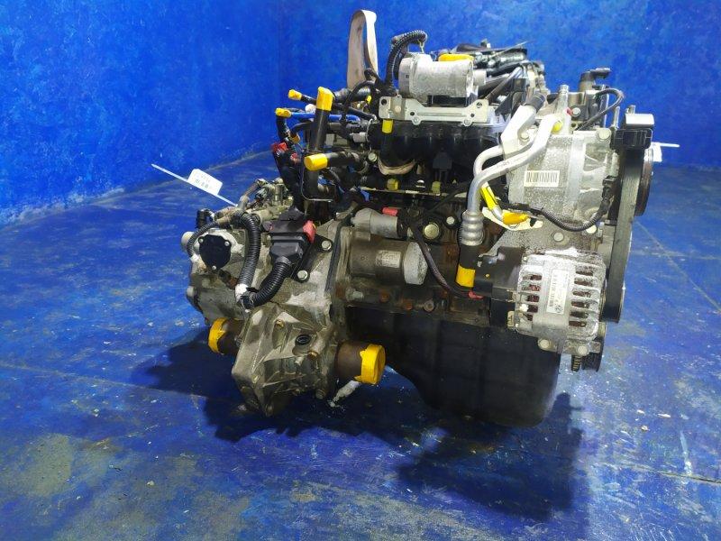 Двигатель Fiat Panda 169 188A4000 2010