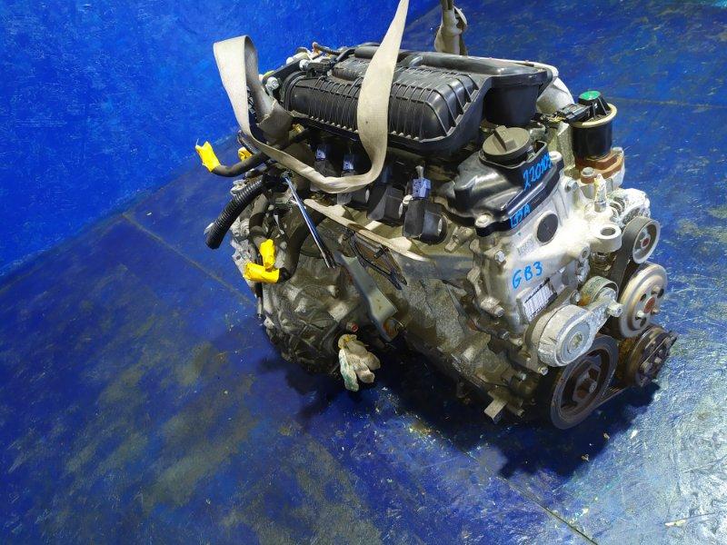 Двигатель Honda Freed GB3 L15A VTEC 2010