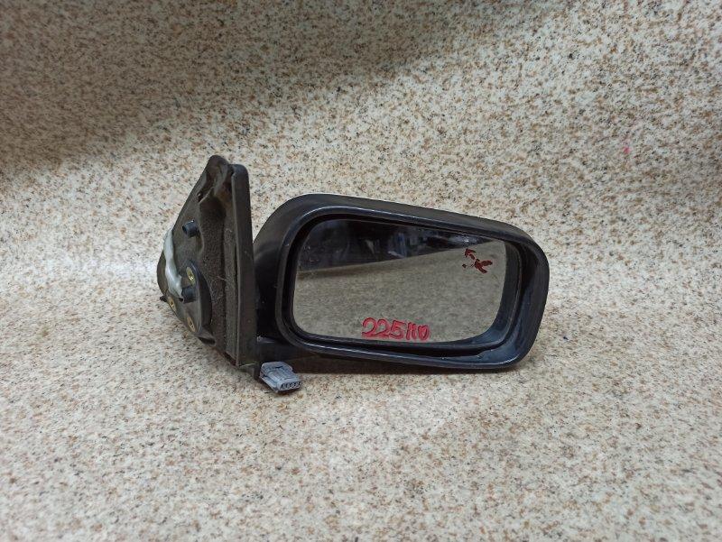Зеркало Nissan Bluebird ENU14 2000 переднее правое