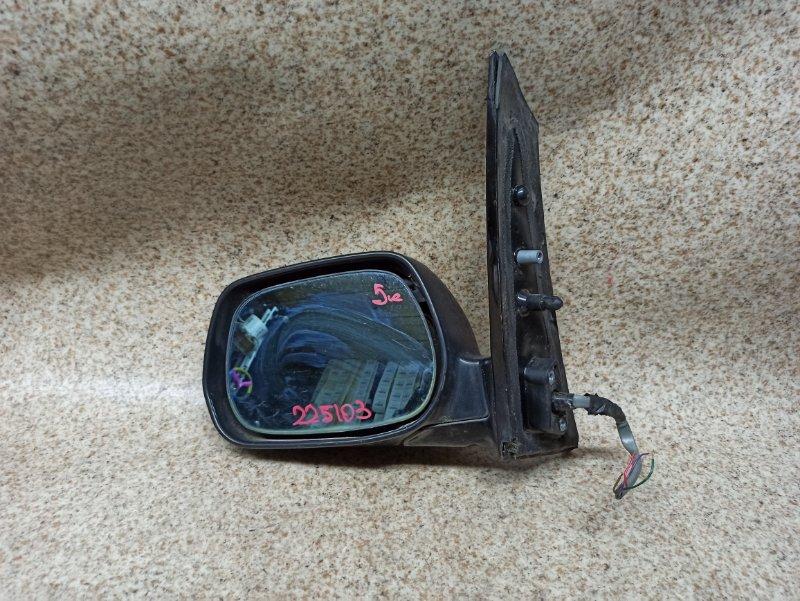 Зеркало Toyota Ipsum ACM21 переднее левое