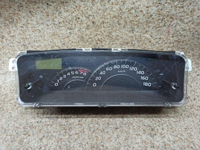 Спидометр Toyota Passo Sette M502E