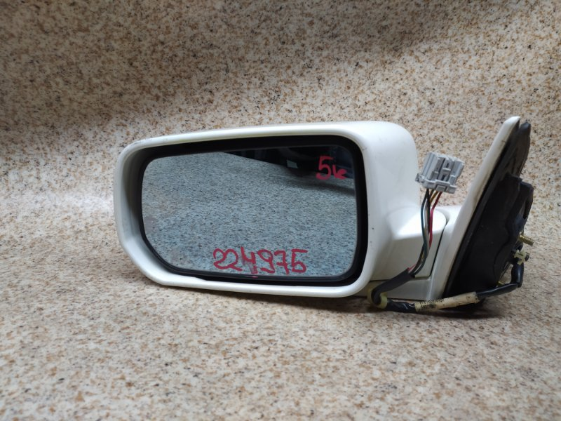 Зеркало Honda Inspire UA5 переднее левое