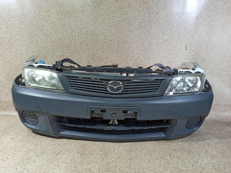 Nose cut Mazda Familia VY11 QG13DE 2003 передний