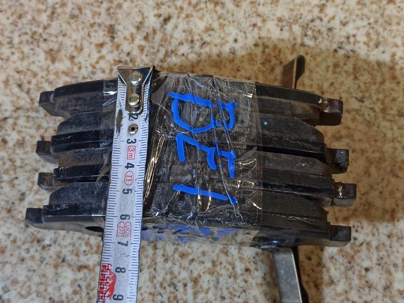 Тормозные колодки Honda Edix BE1 переднее