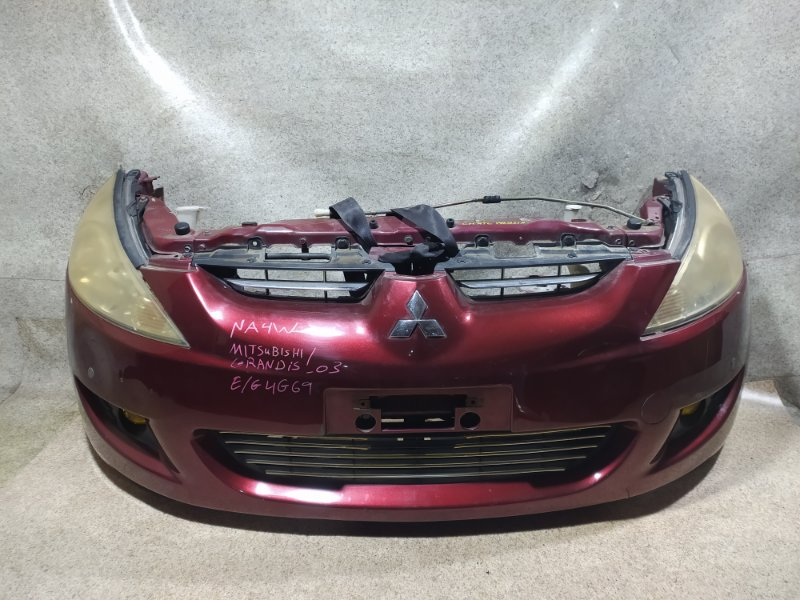 Nose cut Mitsubishi Grandis NA4W 2003 передний